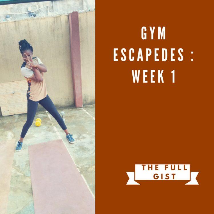gym escapedes