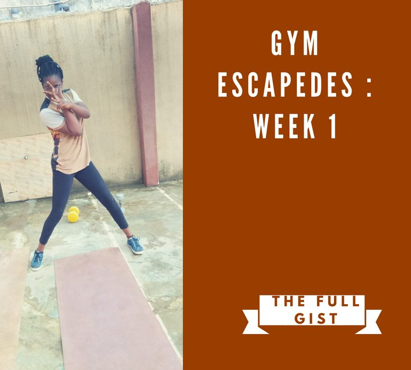 gym escapedes